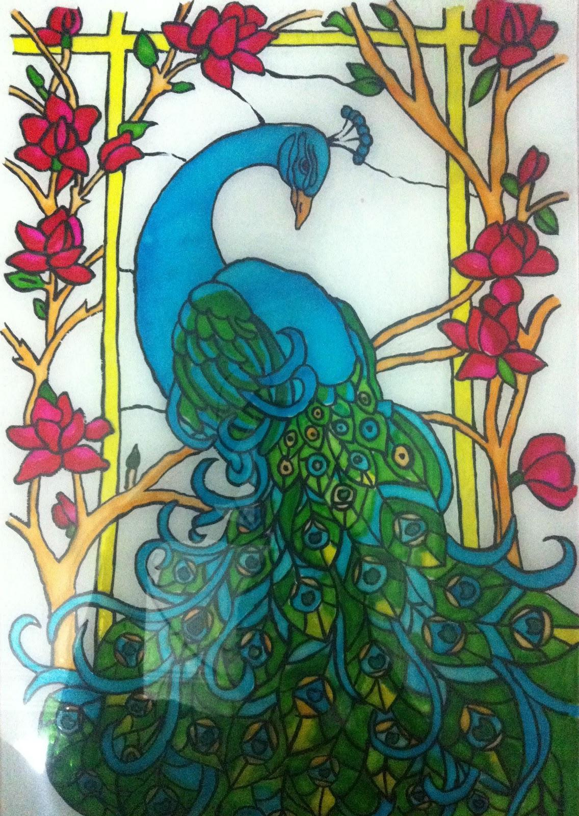 A Brief Overview Of The Famous Glass Painting Of Gujarat Asif Kamal Blog