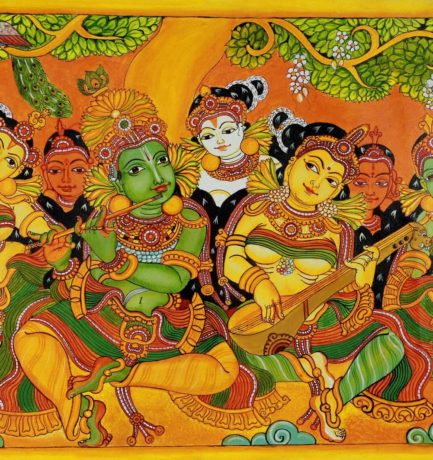 Indian Art- extraordinarily beautiful and integral part of Indian Culture